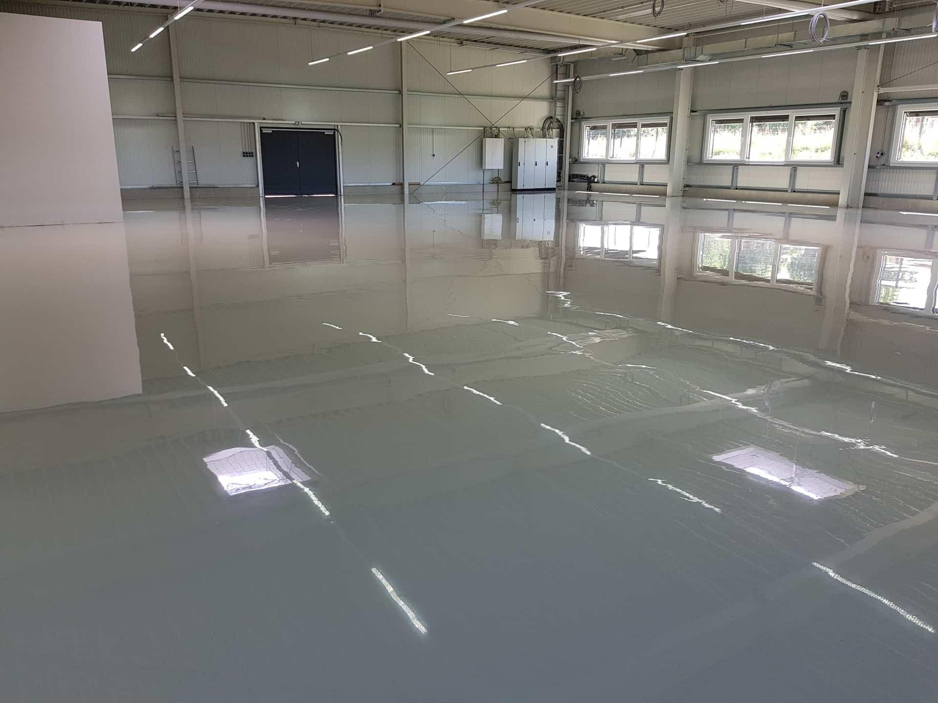 Industrieboden Beschichtung Bad Salzuflen